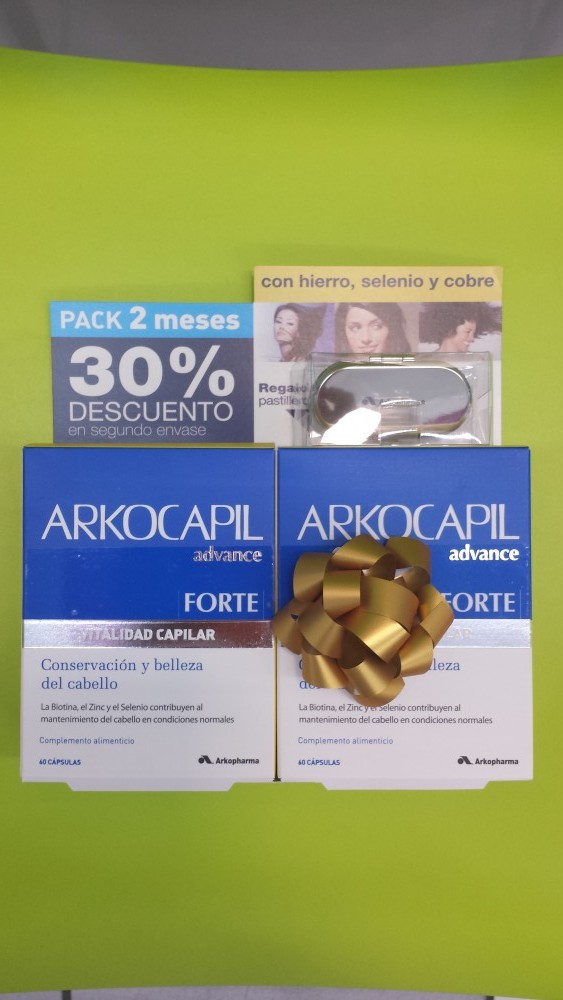 Arkocapil advance forte